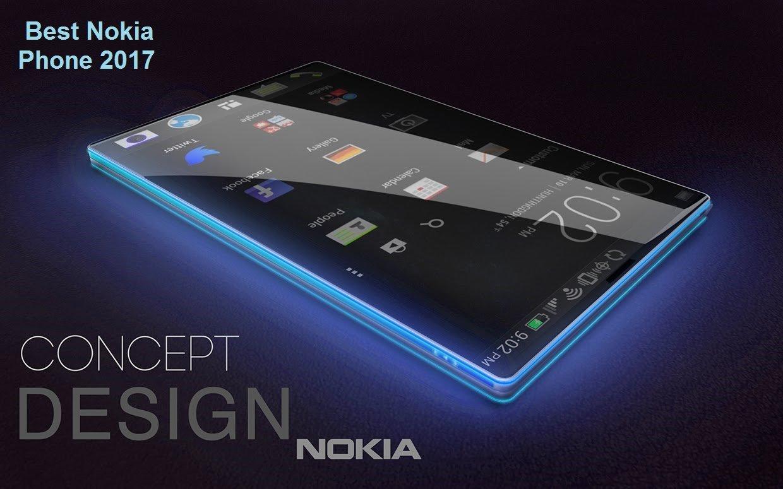 Крутые новинки Nokia на MWC 2017 последняя попытка