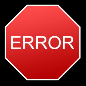 как исправить ошибки