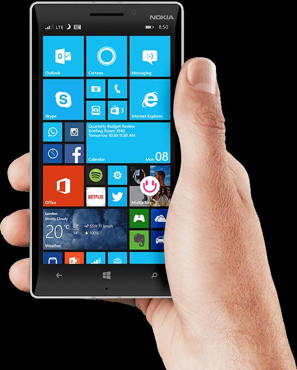 операционная система windows phone