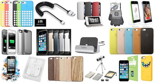 аксессуары для айфона