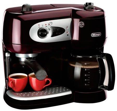 Комбинированные кофеварки