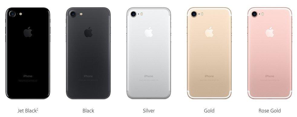 разновидности айфона