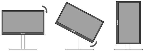 razvorot monitora - Как выбрать монитор для компьютера,чтобы не уставали глаза?