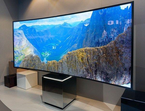 Изогнутый экран телевизора: преимущества и недостатки