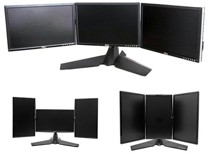 soedenenie neskolko monitorov - Как выбрать монитор для компьютера,чтобы не уставали глаза?