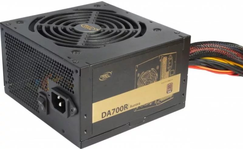 DeepCool power supply