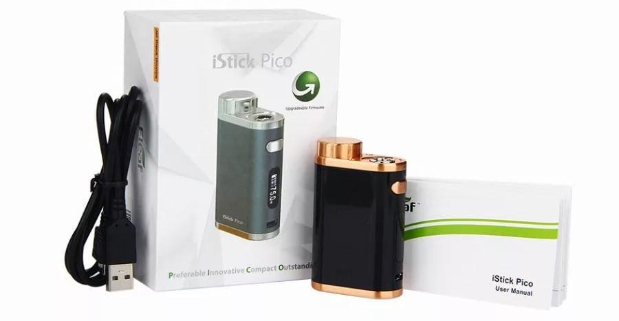 Набор Eleaf iStick Pico 75W (Melo 3 mini) 2 800 руб.