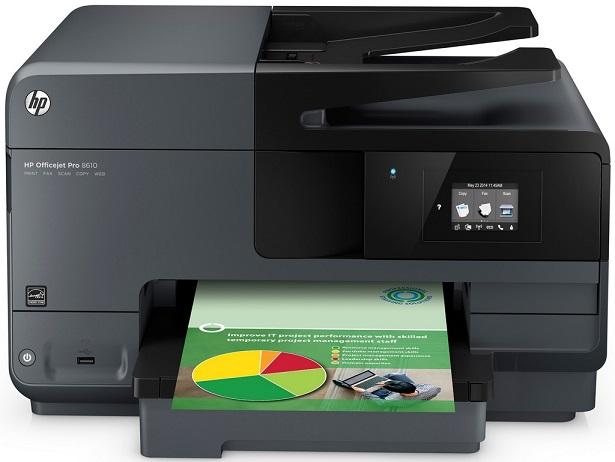 принтер фирмы HP