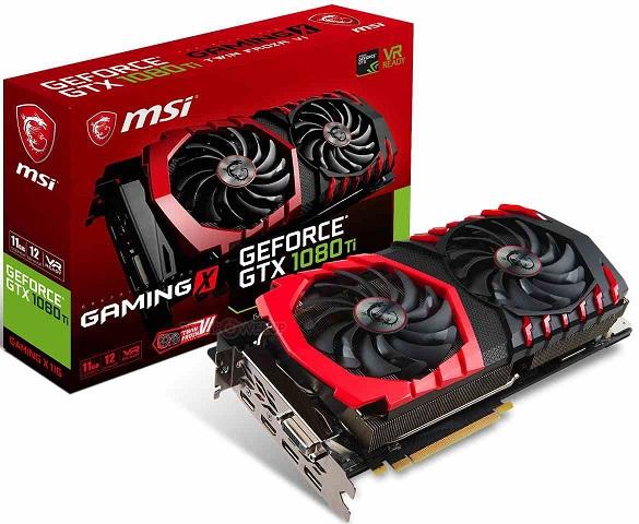 MSI GeForce GTX 1080 Ti - Как выбрать моноблок для дома?