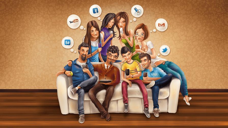 Социальная семья