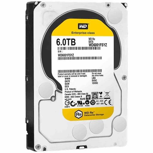 Жёсткий диск wester digital 6tb