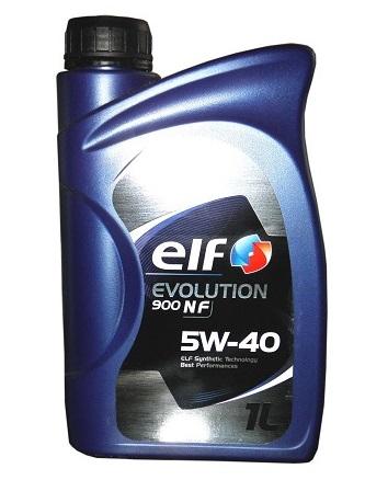 elf evolution 900 nf 5w-40 характеристики