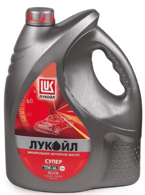 ЛУКОЙЛ Супер SGCD 15W-40