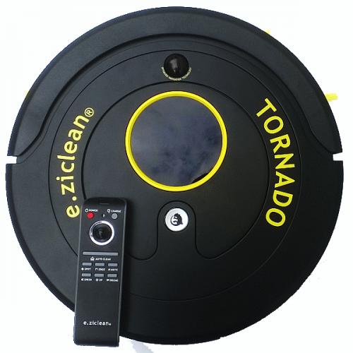 e.ziclean tornado - Топ 10 лучших роботов пылесосов - не дай себя обмануть!