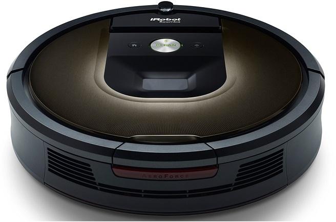 roomba 980 insert - Топ 10 лучших роботов пылесосов - не дай себя обмануть!