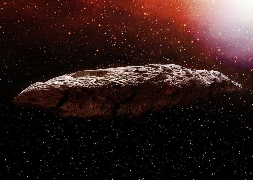 Ученые установили новые сведения о Оумуамуа