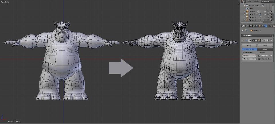Протестирована новая система трансформации 2D-рисунков в 3D-объекты