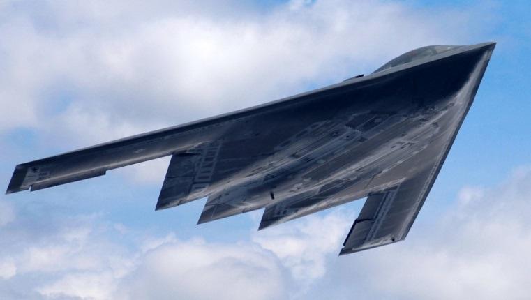 ВВС США разрабатывают нового бомбардировщика B-21