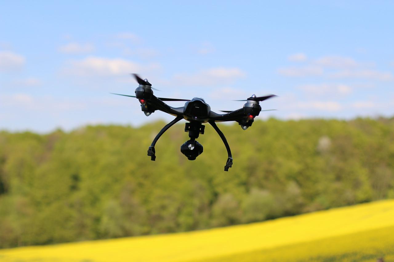 Mobile Recon Systems представляет новую модель беспилотного квадрокоптера