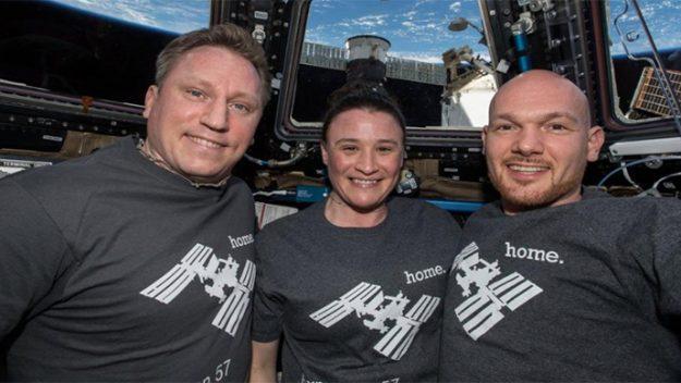 Команда астронавтов Союз МС-9 вернулась на Землю