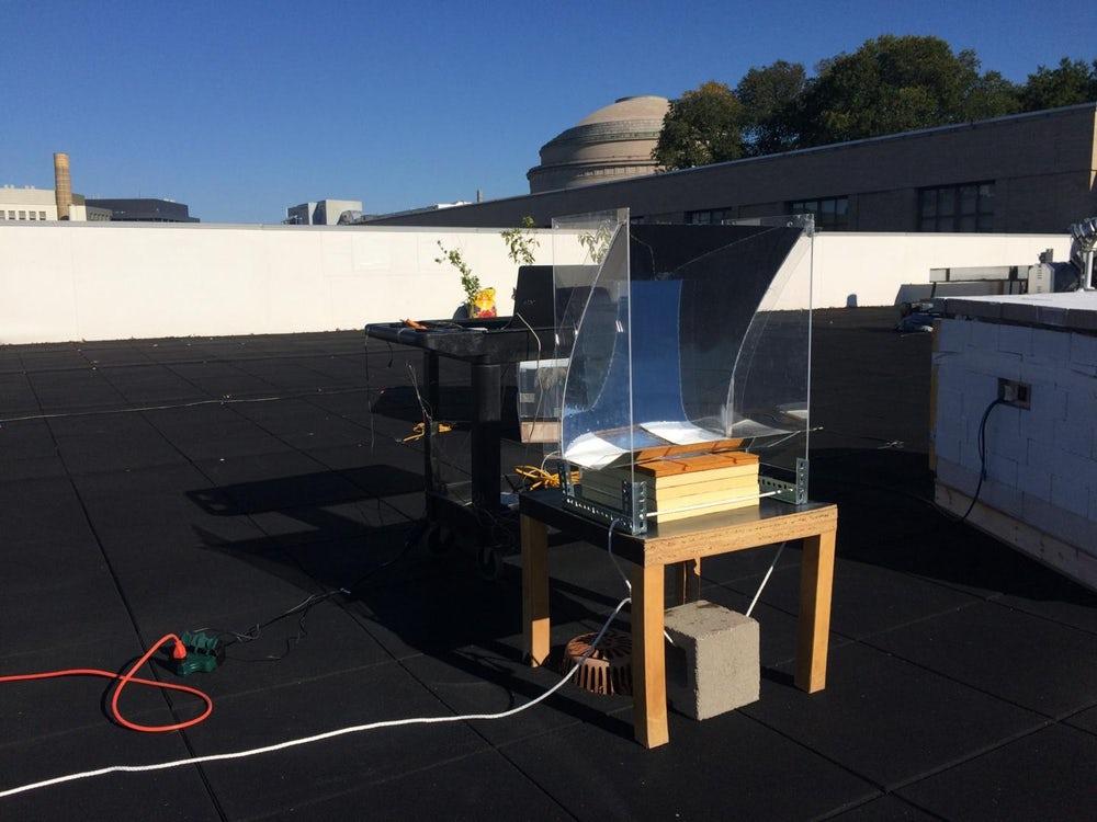 Специалисты из МТИ доработали свою систему сверх-горячего пара