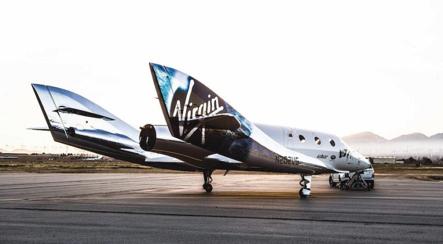 Virgin Galactic вновь запустит свой самолет SpaceShipTwo в околокосмическое пространство