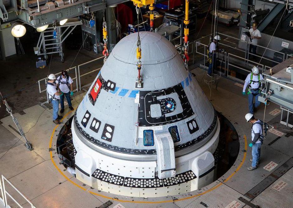 Boeing и НАСА работают над проектом Starliner